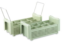 Vollrath 52640 8-Compartment Flatware Basket