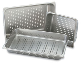 Vollrath 30023 Super Pan V Perforated Pans