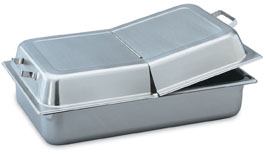 Vollrath 77400 Hinged Dome Cover