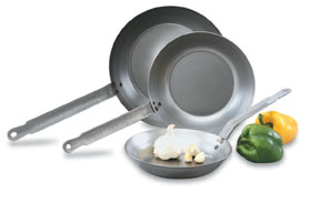 Vollrath 58920 Carbon Steel Fry Pans