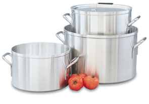 Vollrath 67426 Wear-Ever Classic� Aluminum Sauce Pots
