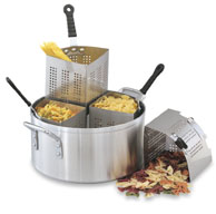 Vollrath 68127 Wear-Ever Pasta and Vegetable Cooker