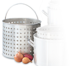 Vollrath 68289 Wear-Ever Boiler/Fryer Basket