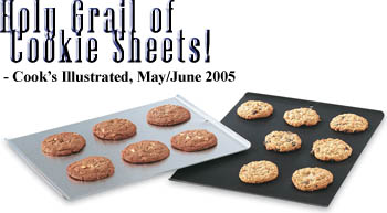 Vollrath 68085 Wear-Ever Cookie Sheet, Natural