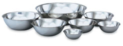 Vollrath 47943 Economy Stainless Steel Mixing Bowl, 13 qt