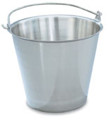 Vollrath 58200 Tapered Dairy Pails
