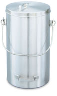Vollrath 59200 Covered Ice Cream or Tote Pail