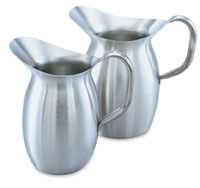 Vollrath 82020 Bell-Shaped Pitchers