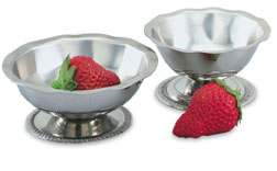 Vollrath 48015 Paneled Sherbet Dish