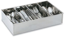 Vollrath 99700 Cutlery Bins