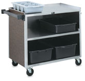 Vollrath 97182 Bussing Carts