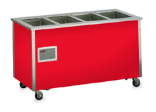 Vollrath 36240 Signature Server Hot Food Base with Touch-Temp Panel