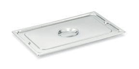 Vollrath 94400 Super Pan 3  Slotted Cover, One-Fourth Size