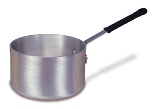 Vollrath 69404 Wear-Ever Classic Select Heavy-Duty Aluminum Straight Sided Sauce Pans