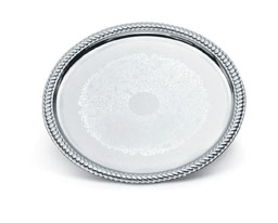 Vollrath 47262 Odyssey Classic Round Tray