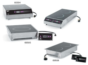 Vollrath 69504 Ultra Series Induction Ranges