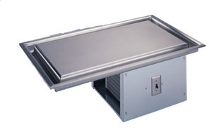 Vollrath 36419 Refrigerated Frost-Top
