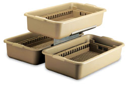 Vollrath 52804 Flatware Soak & Washing System Flatware Rack