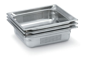 Vollrath 90053 Super Pan 3 Perforated Pans