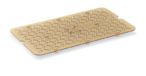 Vollrath 23100 Super Pan Plastic False Bottom, Full Size