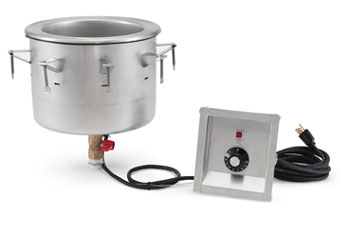 Vollrath 3646310 Soup Well Modular Drop-Ins