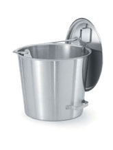 Vollrath 58161 Pail with Side Tilting Handle