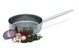 Vollrath 47745 Intrigue Stainless Steel Saut� Pans