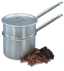 Vollrath 77021 Stainless Steel Double Boiler