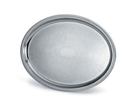 Vollrath 82111 Elegant Reflections� Oval Serving Trays