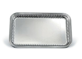 Vollrath 82167 Esquire� Rectangle Fluted Trays