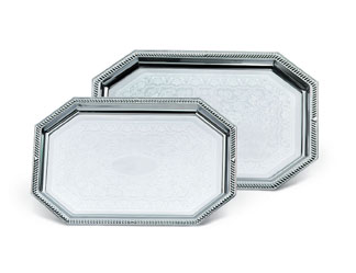 Vollrath 47261 Odyssey 8-Sided Tray