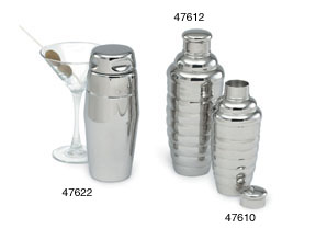 Vollrath 47610 3-piece Cocktail Shaker Set