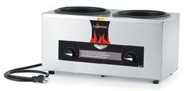 Vollrath 72045 Cayenne Model CM-24 Twin Well Rethermalizer