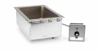 Vollrath 36368 Top-Mount Fabricator Well