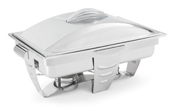 Vollrath 49522 Maximillian Steel� Chafer, Large Round