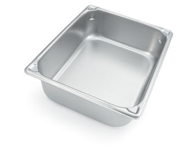 Vollrath 30220 Heavy-Duty Super Pan Steam Table Pans