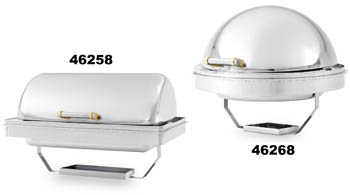 Vollrath 46268 New York, New York Drop-In Retractable Dripless Chafers