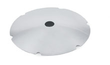Vollrath 46615 Round bowl false bottom - fits 6.9 qt.