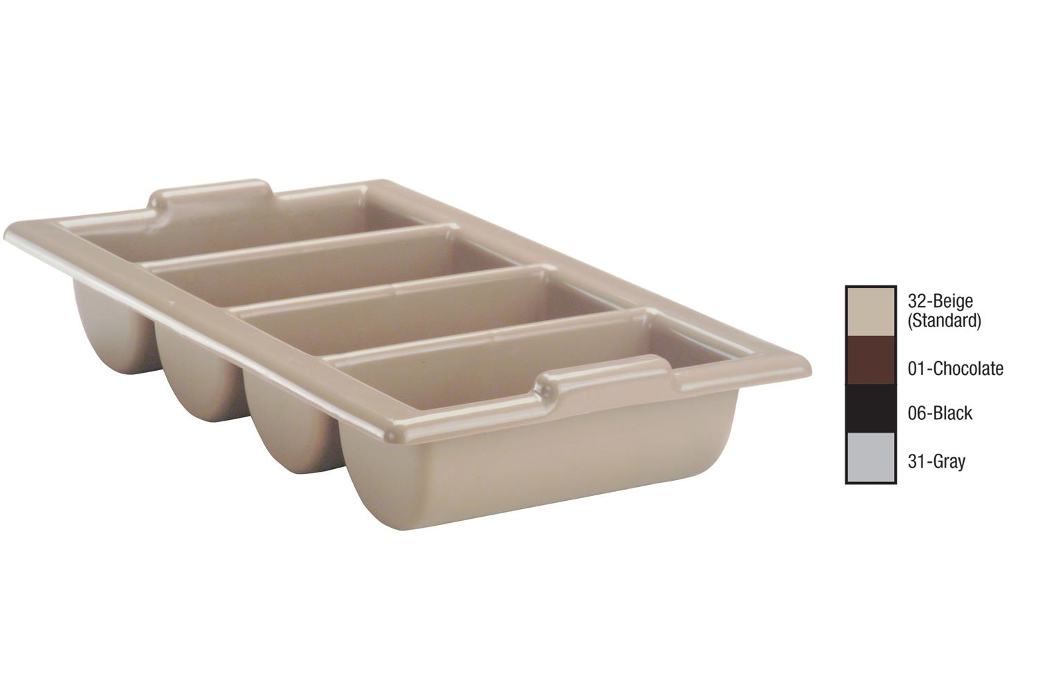 Vollrath 1375-31 Cutlery Boxes