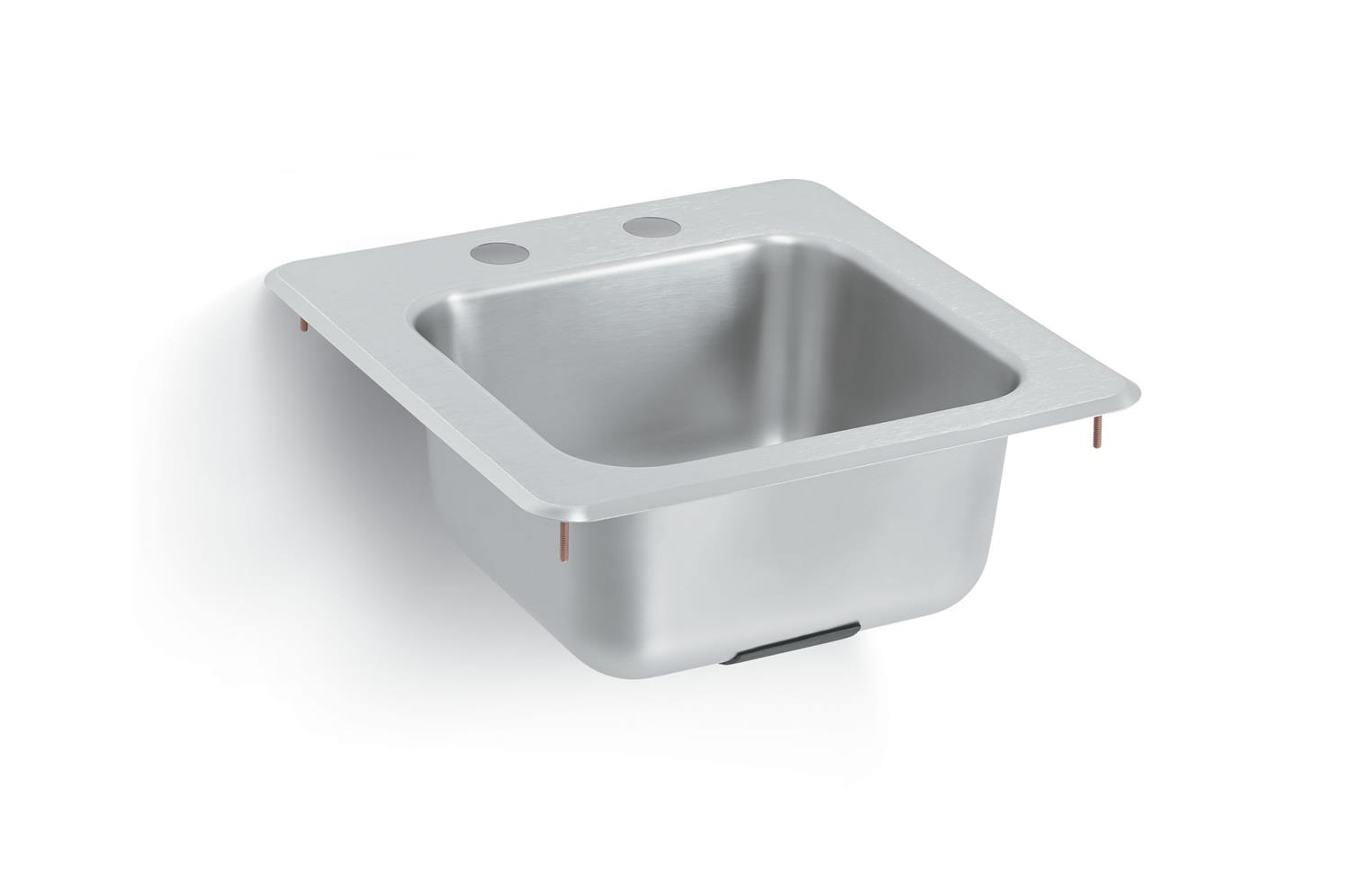 Vollrath 155-4 Sink