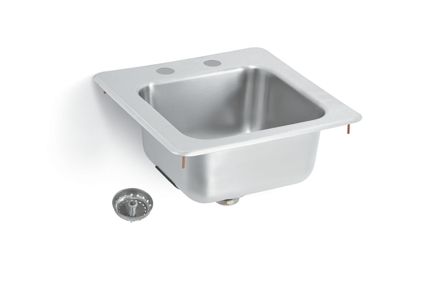 Vollrath 1554-C Sink with strainer