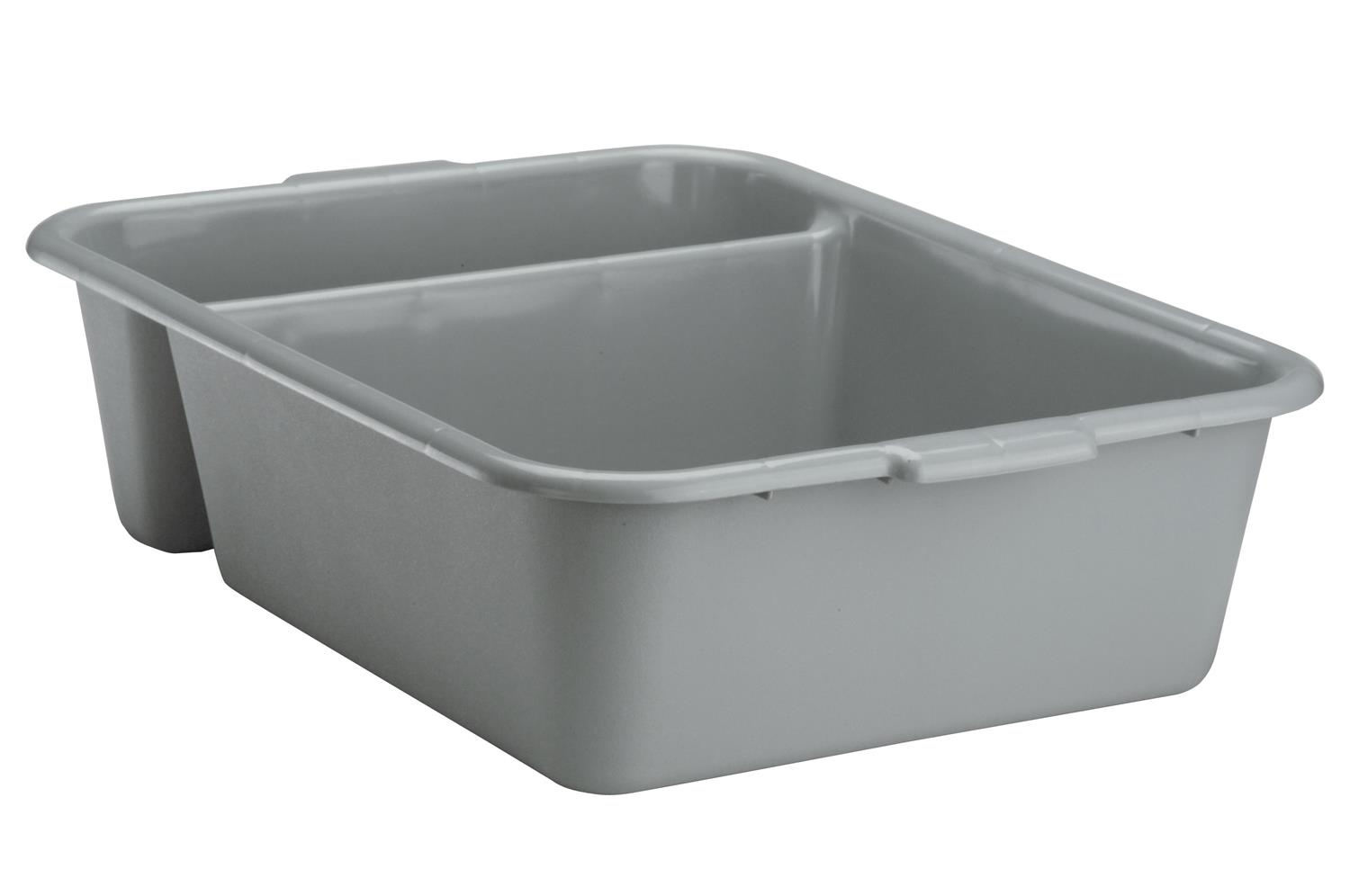 Vollrath 1721-31 Bus Box - Divided, Gray