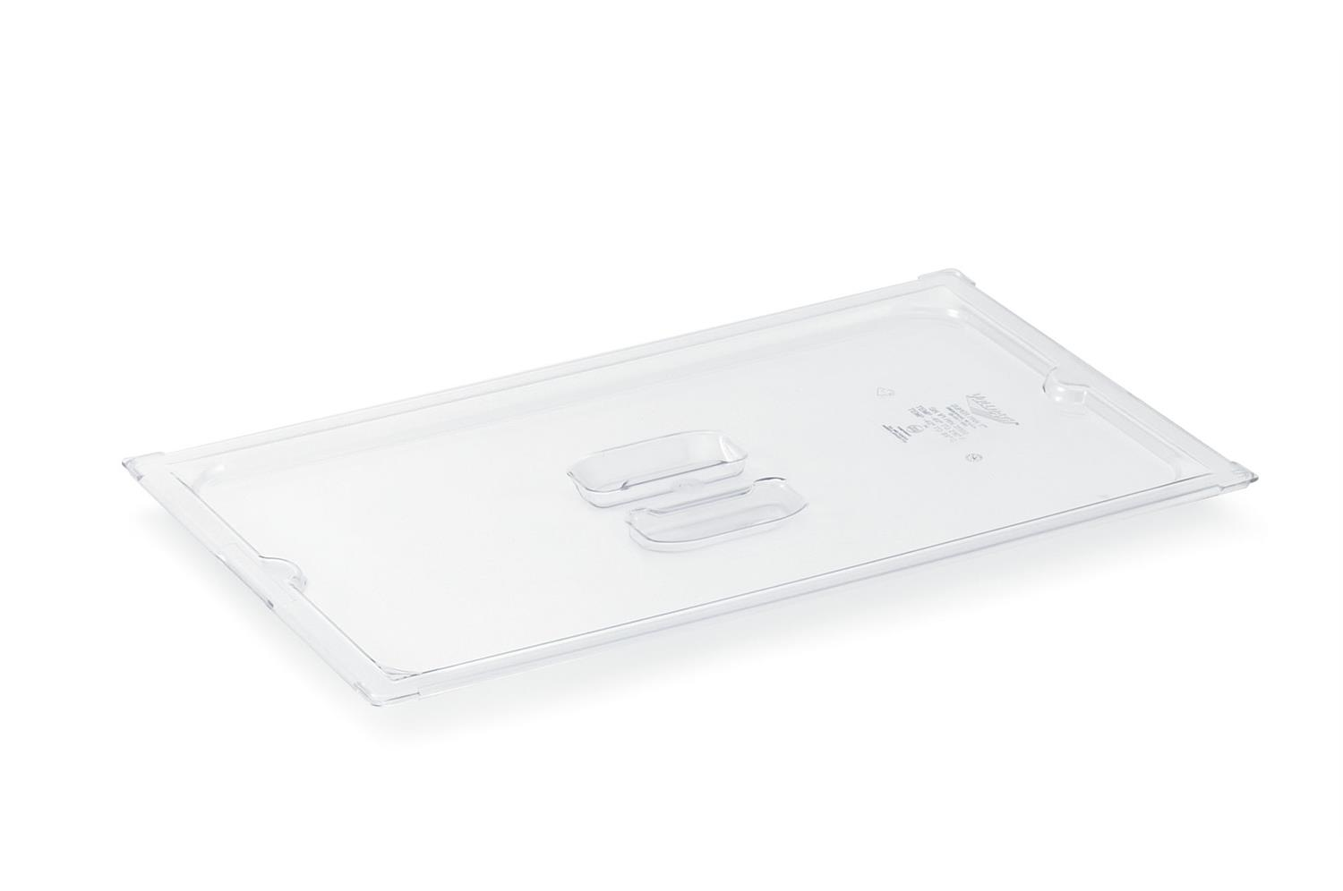 Vollrath 31600 Clear solid cover, sixth size