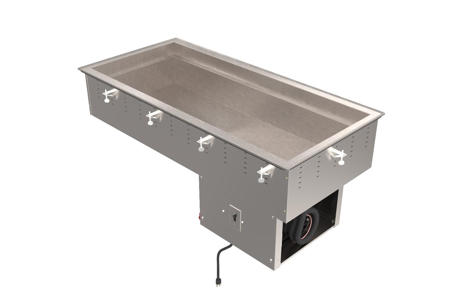 Vollrath 36430R NSF7 Remote Refrigerated Cold Pan