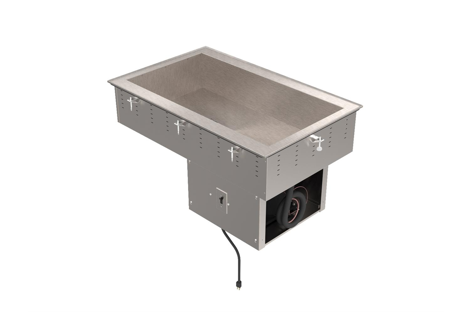 Vollrath 36446R Standard Remote Refrigerated Cold Pan