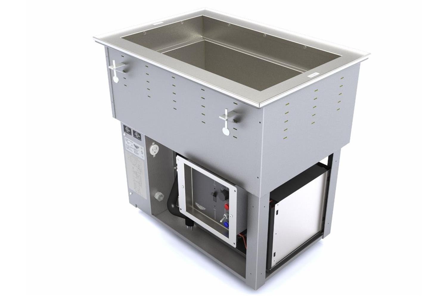 Vollrath 3667202DA Hot Cold Drop-ins