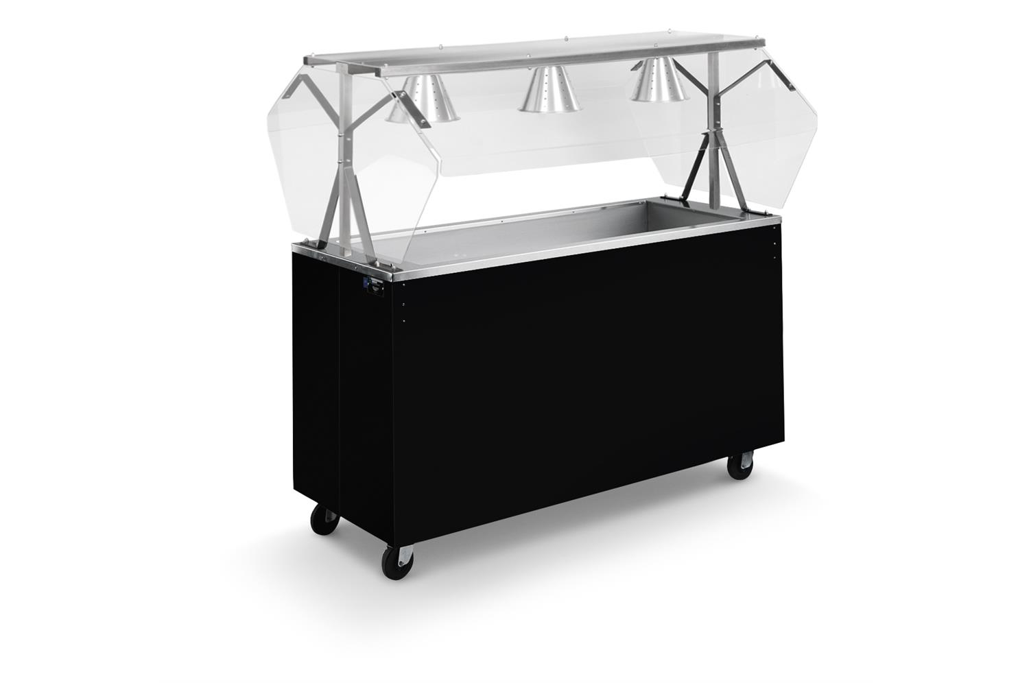 Vollrath 38736W Affordable Portable Cold Food Station