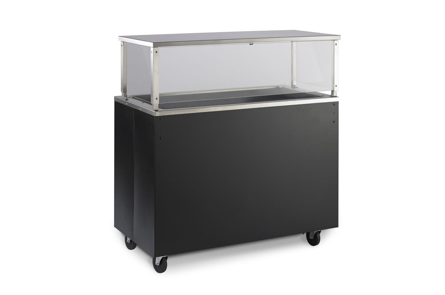Vollrath 39736W Affordable Portable Cold Food Station - Cafeteria