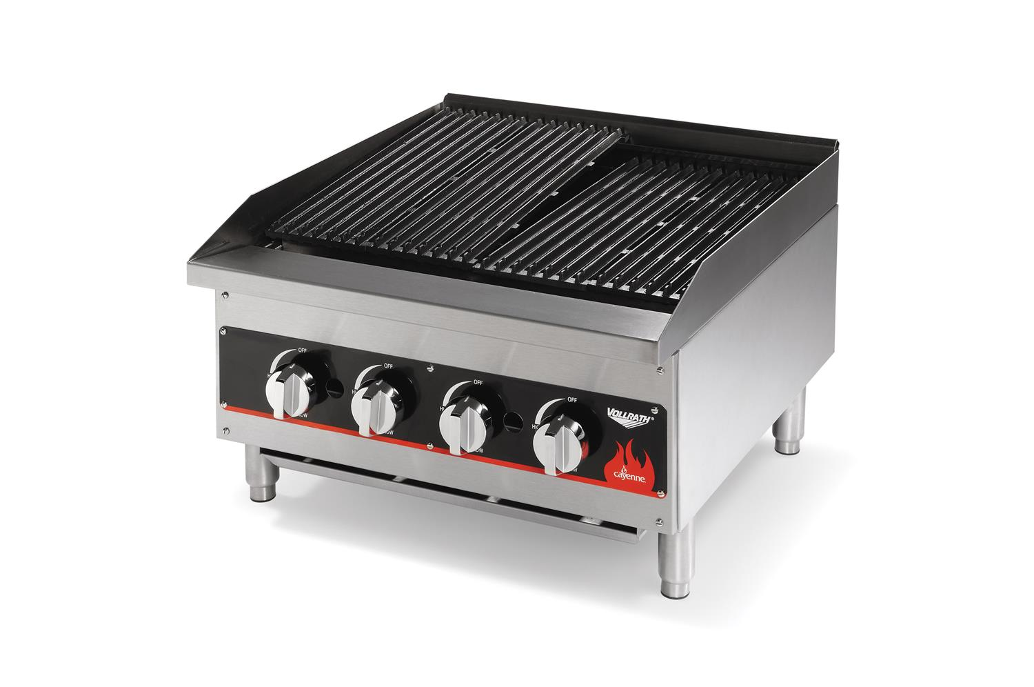Vollrath 407372 Cayenne Medium Duty Charbroilers