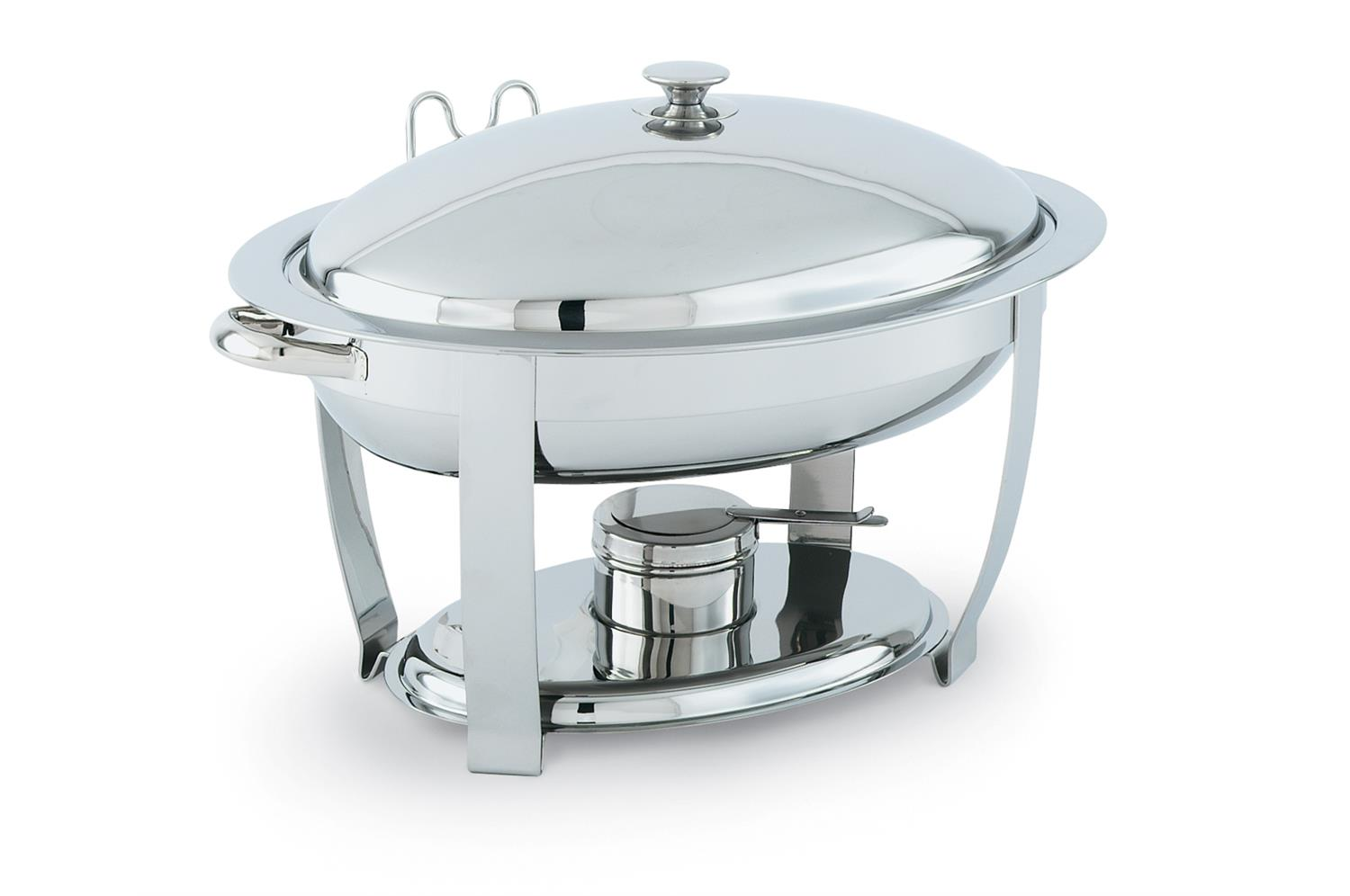 Vollrath 46504 Food Pan, 6 qt oval, Orion